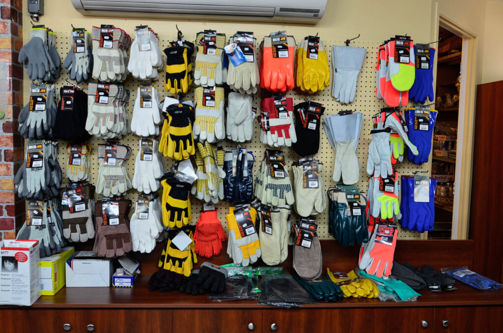 gants de travail - accessoires pour travailleurs