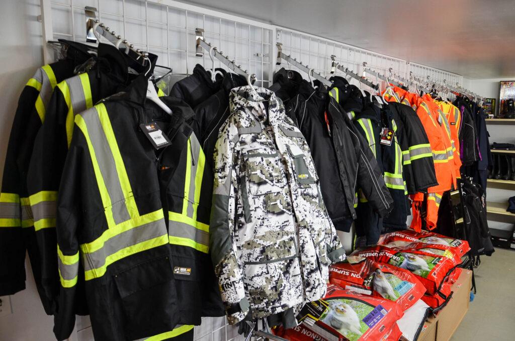 vêtements de travail - vêtements pour travailleurs