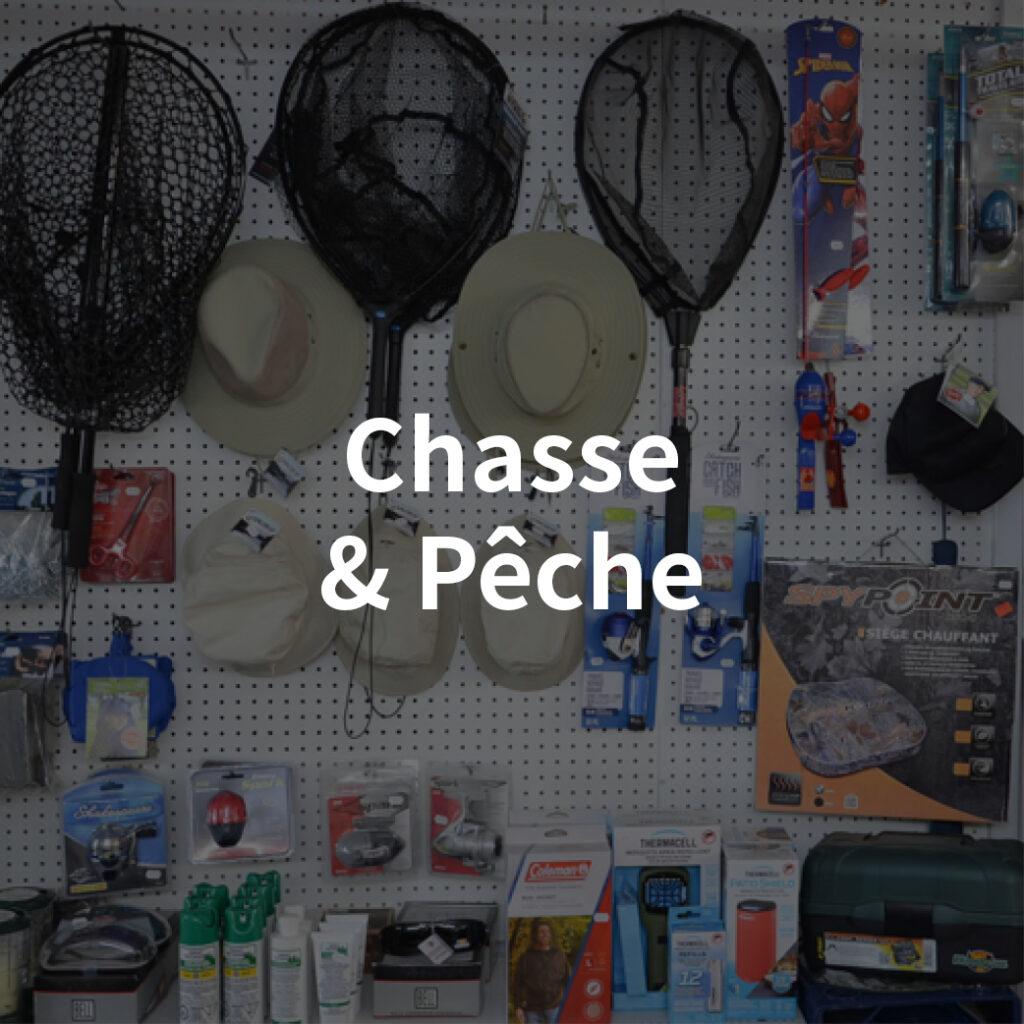 chasse et pêche au bas-st-laurent achat d'accessoires