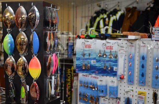 leurres de pêche appâts de pêche à saint-cyprien